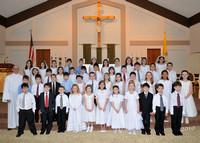 2010 First Communion